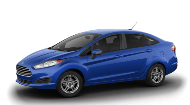 2019 Ford Fiesta SE 200A Sedan FWD 1.6L  TIVCT Sedan